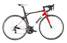 BMC Roadracer SL01 Ultegra Compact red
